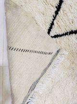 243x140cm Tapis berbere marocain