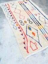 247x140cm tapis berbere marocain