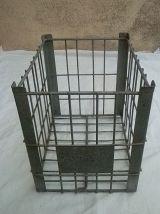 caisse en  acier galvanisé Sterovita holland 51