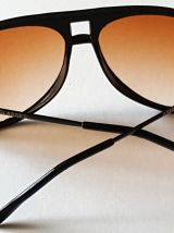 Lunettes AG ambre-glasses style aviateur unisexe