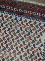 Tapis ancien Afghan Baluch fait main, 1B527
