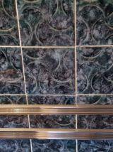 Ensemble de salle de bain vintage