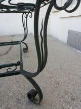 Table basse et lampadaire