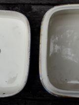boîte art nouveau kg lunéville