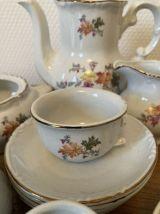 Dînette porcelaine vintage