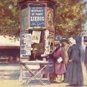 Kiosque Vintage