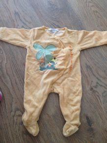 Pyjama bébé Disney