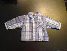 Chemise bébé garçon