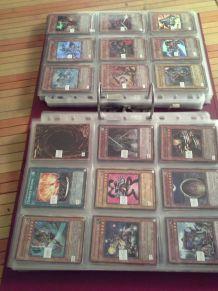 Lot cartes Yu-Gi-Oh !