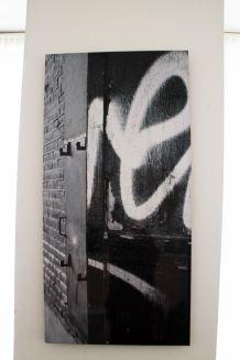 Cadre déco grafitti