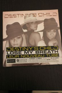 CD 2 titres Destiny's Child