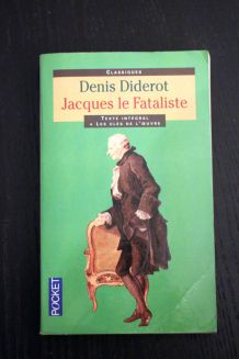 Jacques le Fataliste de Denis Diderot