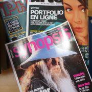 Magazine Divers