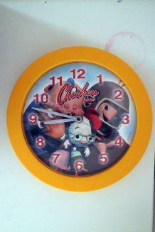 Horloge Chicken Run