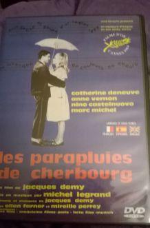 DVD Les Parapluies de Cherbourg