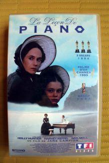 VHS La leçon de piano d'occasion