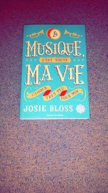 Livre 'La musique c'est toute ma vie l'amour très peu pour moi'