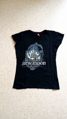 T-shirt Twilight New Moon
