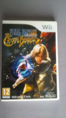 Final fantasy Cristal Bearers Wii