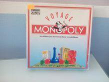 Monopoly vintage en Franc comme monnaie