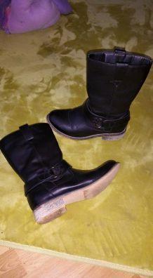 Paire de bottes