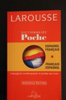 Dictionnaire Poche Français - Espagnol