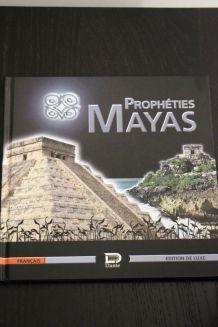 "Livre d'occasion ""Prophéties Mayas"""