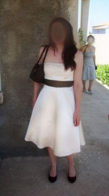 Robe cérémonie Manoukian taille M
