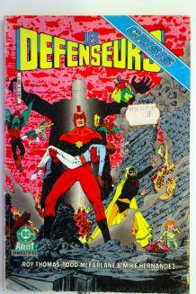 Les Défenseurs (Aredit) Crisis n°8 1987