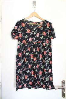robe vintage fleurie