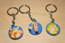 lot 3 porte clés Astérix