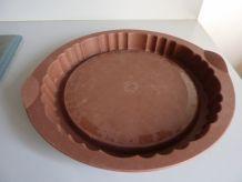 Moule à tarte silicone