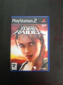 Tomb Raider LEGEND sur PlayStation 2
