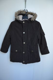Manteau à capuche Sergent Major 5 ans