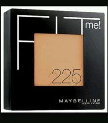 poudre compact gemey maybelline 225