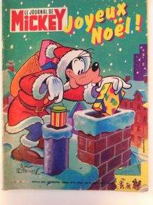 "Magazine ancien ""Journal de Mickey"""
