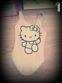 Maillot de bain Hello Kitty