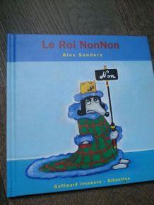 """Livre neuf enfant """"le roi NonNon """"  Simply'kids"""