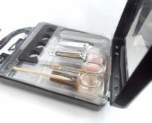 Malette kit nail art French manucure