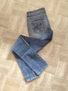 Jean Slim bleu Zara T36