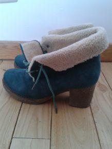 Chaussures pour l'hiver !