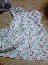 robe avec bloomer