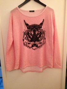 t shirt tigre