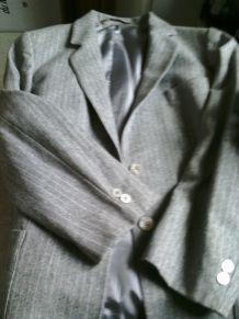 Veste pur laine taille 40/42