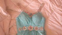 Robe de soirée longue (princesse)