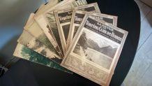 1  lot de 8 revues anciennes
