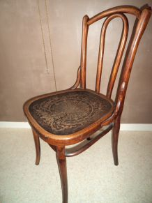 Jolie chaise ancienne époque 1895/1910 - Jacob et Josef  KOHN