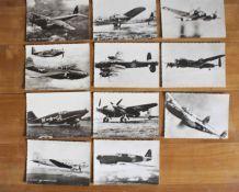 Cartes postales thème aviation