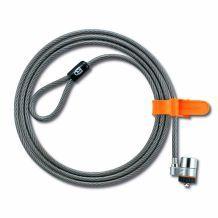 Câble de sécurité à clé Microsaver Notebook lock™