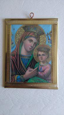 Icône Vierge Marie